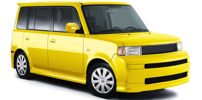 scion-xb-yellow