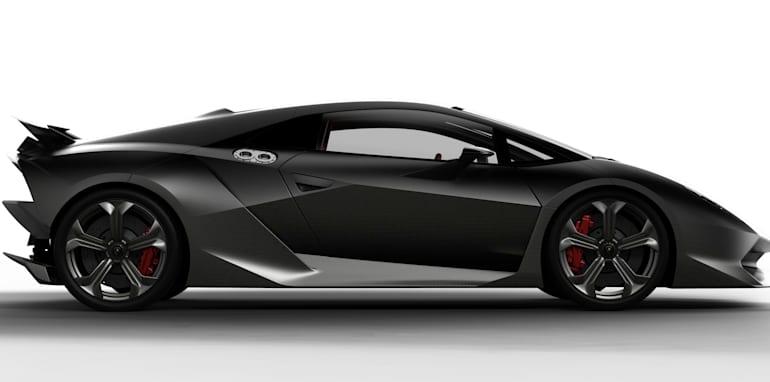 Lamborghini Sesto Elemento Hypercar Surprises Sydney Caradvice