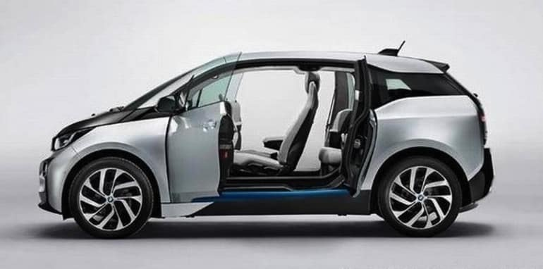 BMW i3 Leaked - 5