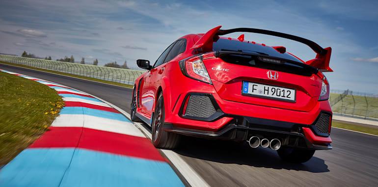 2018 Honda Civic Type R 0 100 And European Specs Revealed Caradvice