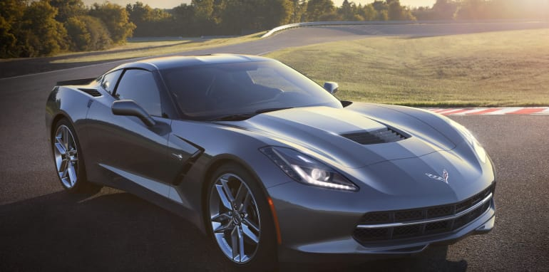 Chevrolet Corvette Stingray - 10