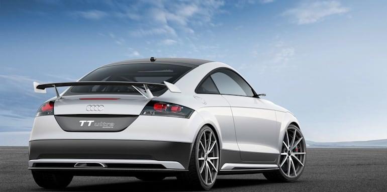 Audi TT ultra quattro concept2