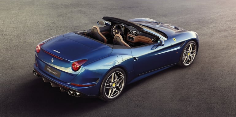 Ferrari California T-77