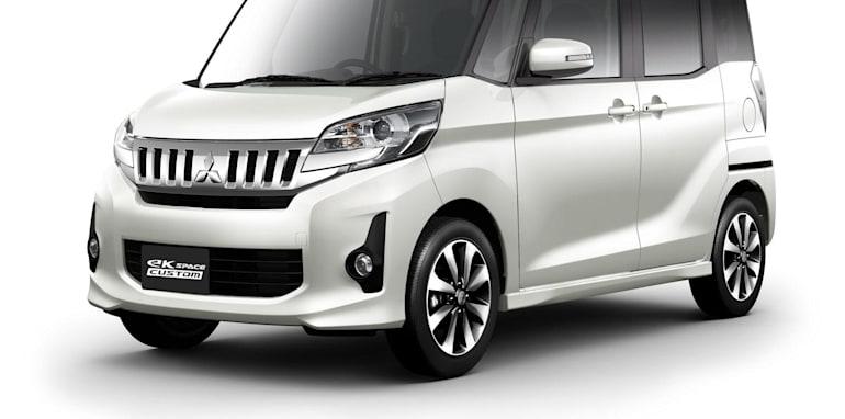 Mitsubishi-eK-Space-Custom