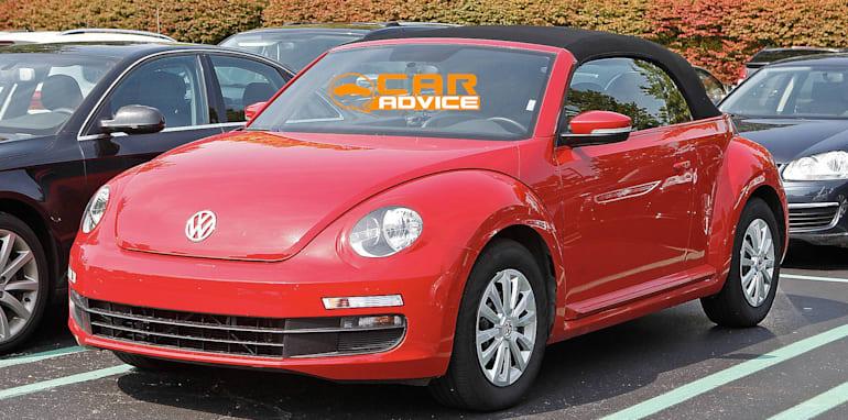 Volkswagen Beetle Cabriolet - 5