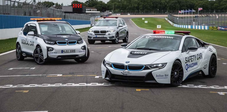BMW_i8_FormulaE_safety_car