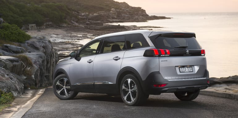 2018 Peugeot 5008 Pricing And Specs Caradvice