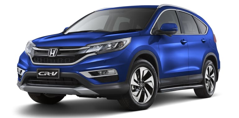 Honda_CR-V_Limited_Edition_front