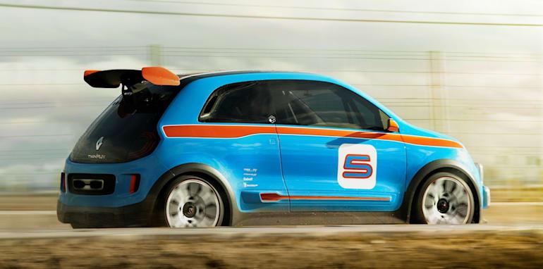 Renault Twin'Run Concept - 8