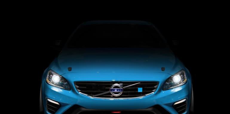 Volvo S60 V8SC teaser