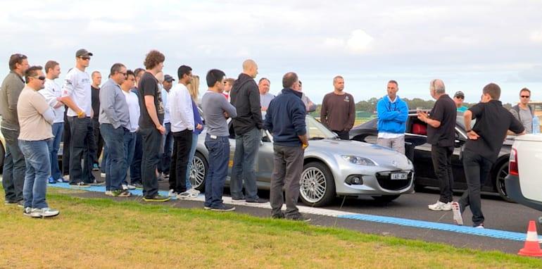 CA at Sandown with Driver Dynamics-14