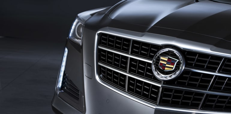 Cadillac CTS Leaked - 4