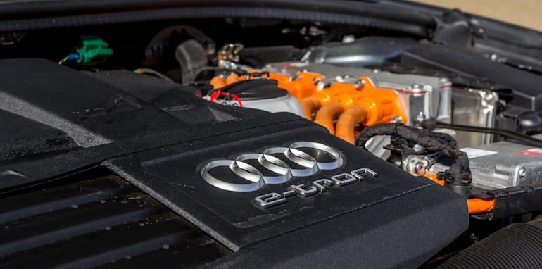 Eco-Test Country loop - Audi A3 e-tron v BMW i3 v Citroen C4 Cactus v Toyota Prius-106