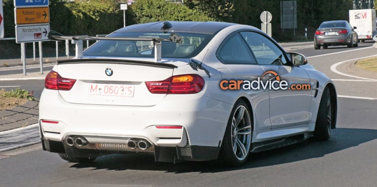 BMW M4 Extrem 9