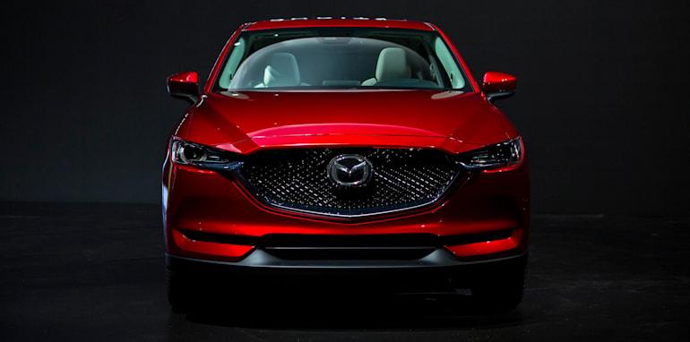 2017 Next-Gen Mazda CX-5