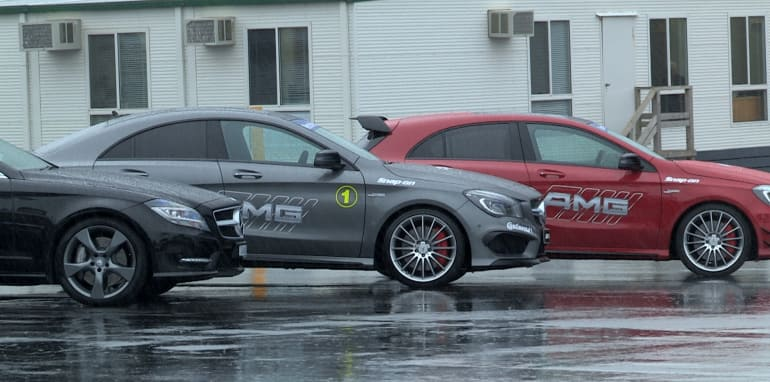 Mercedes Benz AMG Track Day 2014.Still009