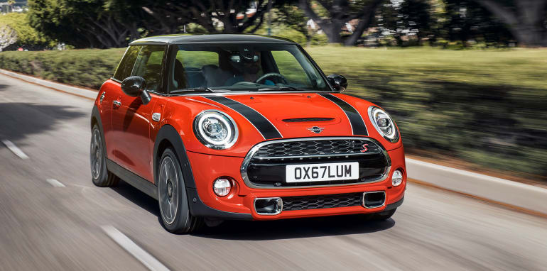 2018 Mini Hatch Convertible Pricing And Specs Caradvice
