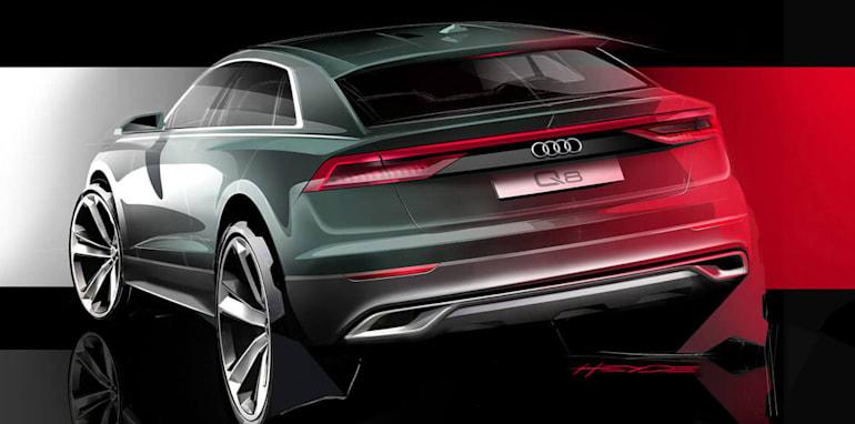 Audi Q8 Teased Again Video Caradvice