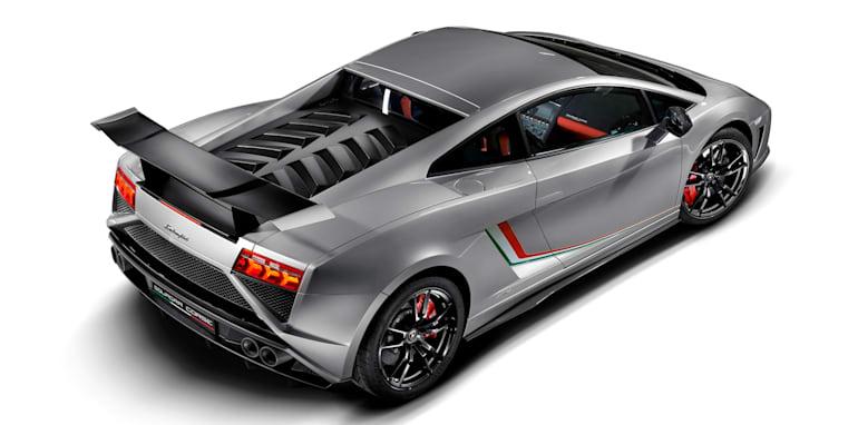 Lamborghini Gallardo LP 570-4 Squadra Corse - 2