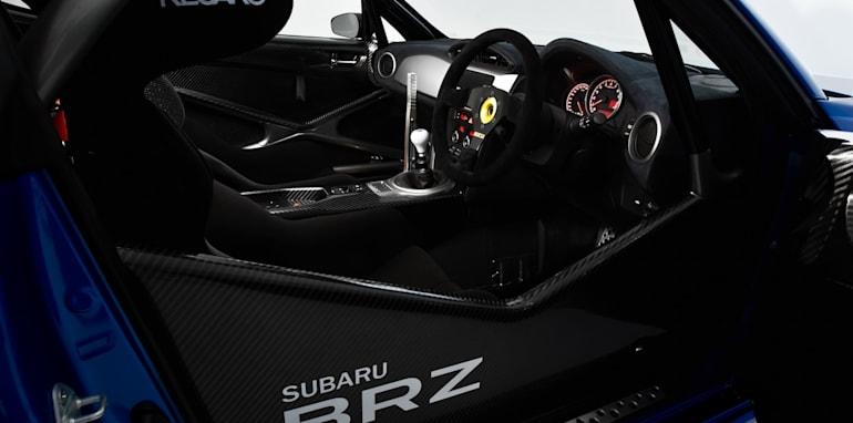 Subaru BRZ Motorsport Project - 4