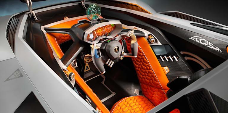 Lamborghini Egoista 441kw Selfish Supercar Revealed Caradvice