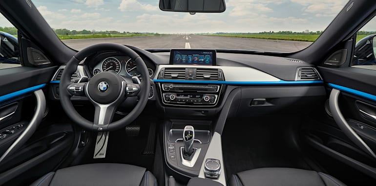 BMW 340i GT M Sport Estorilblau