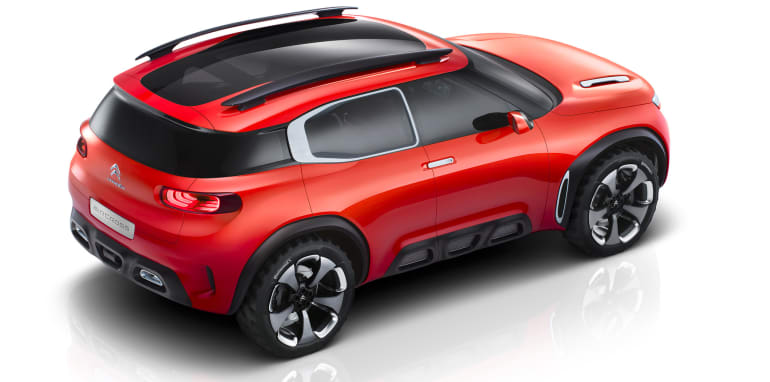 citroen-aircross-concept-rear