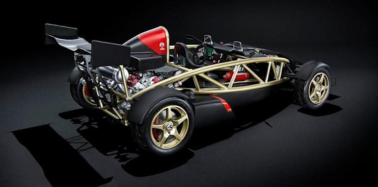 Ariel Atom V8 model - 3
