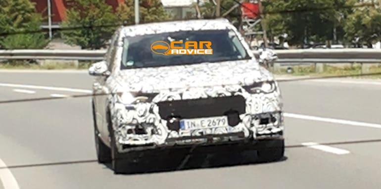 2015 Audi Q7 Spied - 3