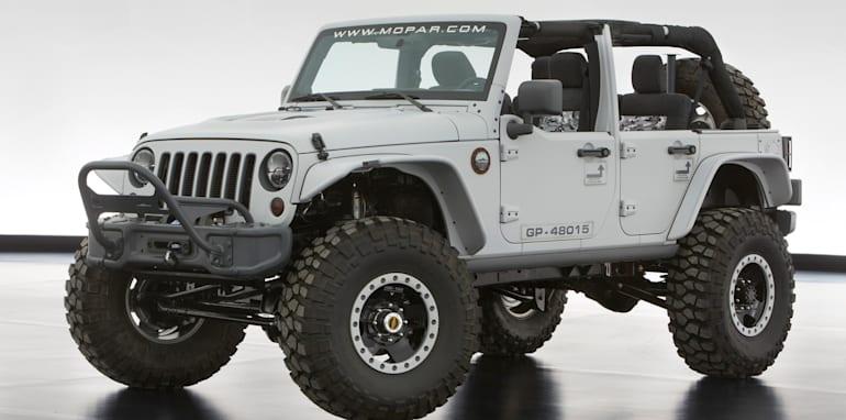 Jeep Wrangler Recon - 1