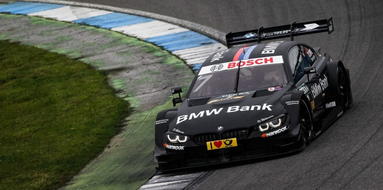 Hockenheim (DE) 05th April 2016. BMW Motorsport, ITR Testing, BMW Bank M4 DTM.