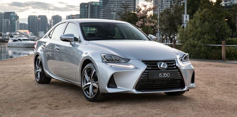 2016 Lexus IS 350 Sports Luxury