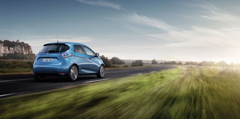 RENAULT ZOE (B10) - PHASE 1 - MODEL YEAR 2017