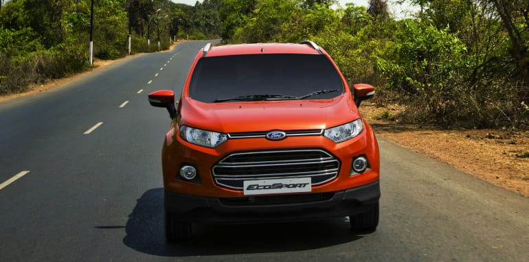 Ford EcoSport (Goa, India)