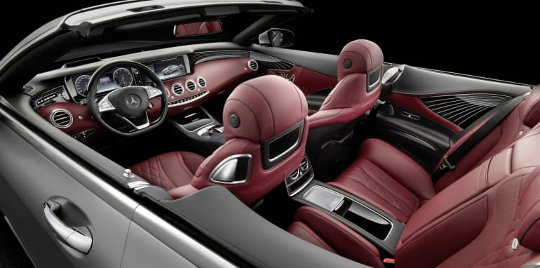Mercedes-Benz S-Klasse Cabrio ( A 217 ) 2015