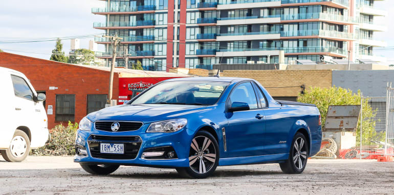 Holden Commodore SS Storm Ute-75