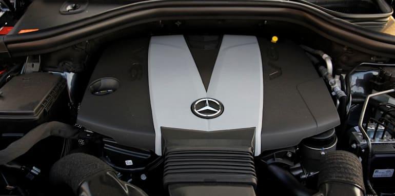 Mercedes-Benz GL350 BluTec60