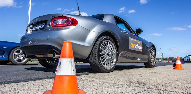 CA at Sandown with Driver Dynamics-3
