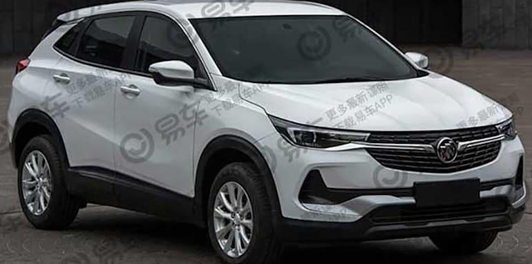 All New Chevrolet Trax 2020 Pusat Hobi