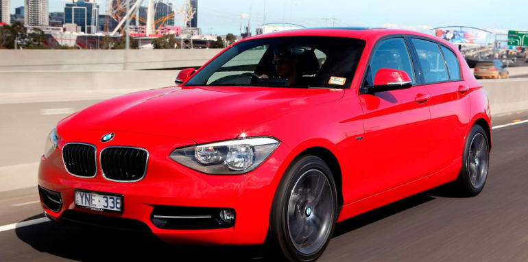 BMW 1 Series hatch