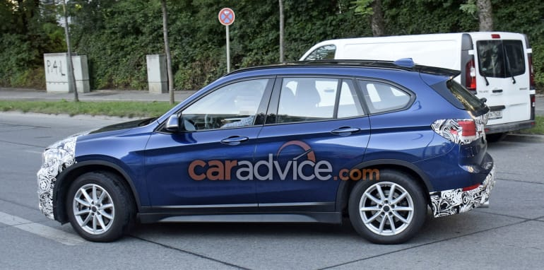2019 Bmw X1 Facelift Spied Caradvice