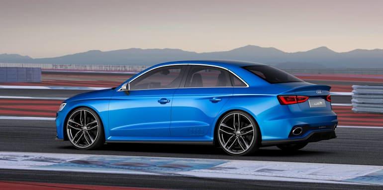 Audi A3 Clubsport Quattro Concept 5