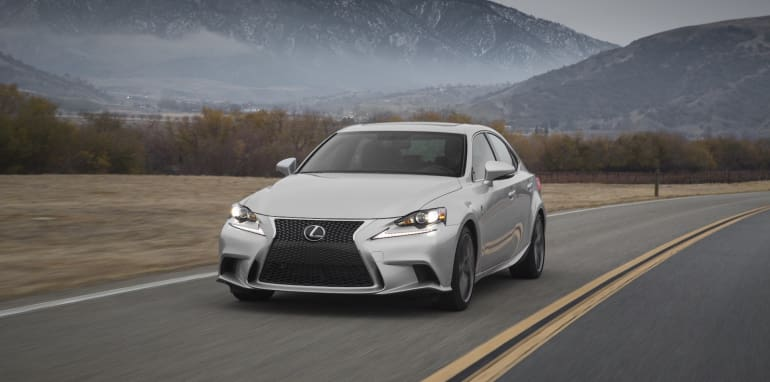 2014 Lexus IS F SPORT 036