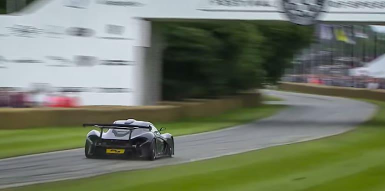 McLaren P1 LM - GoodwoodFOS-2