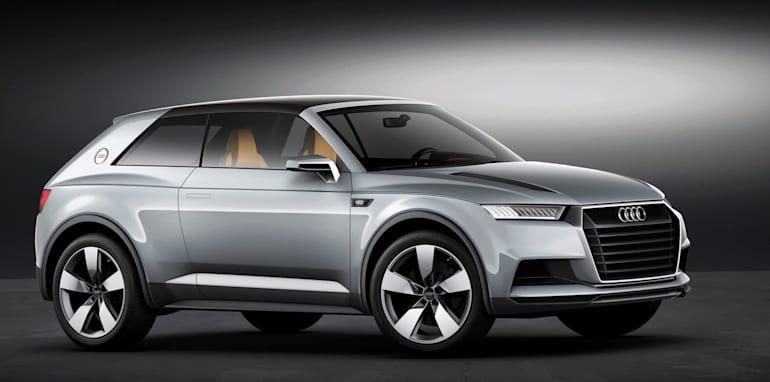 Audi Crosslane Coupe concept - 2