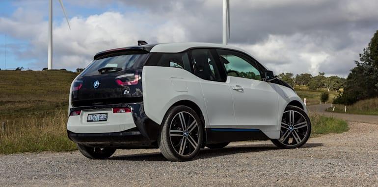 Eco-Test Country loop - Audi A3 e-tron v BMW i3 v Citroen C4 Cactus v Toyota Prius-148