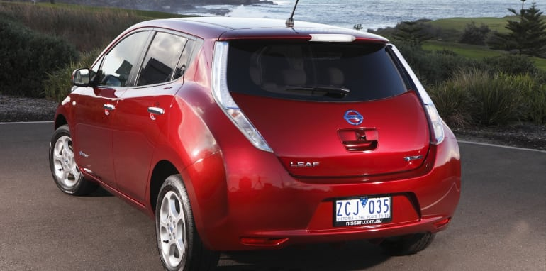 Nissan Leaf Pricing Specifications And How It Works Caradvice