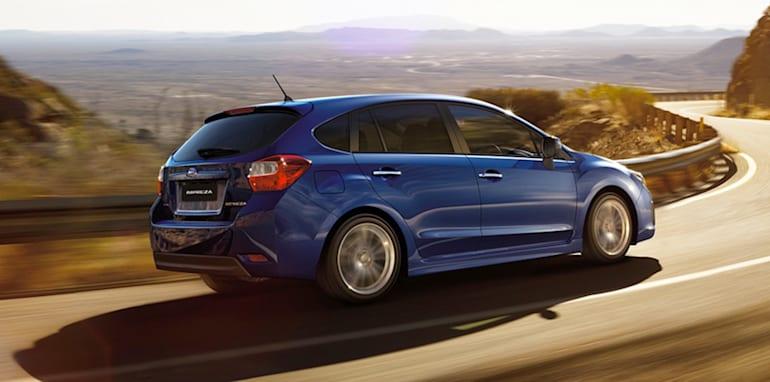 Subaru Impreza - 2.0i-S Hatch