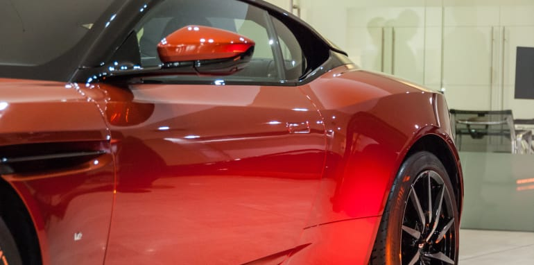 2017 Aston Martin DB11 Reveal-17