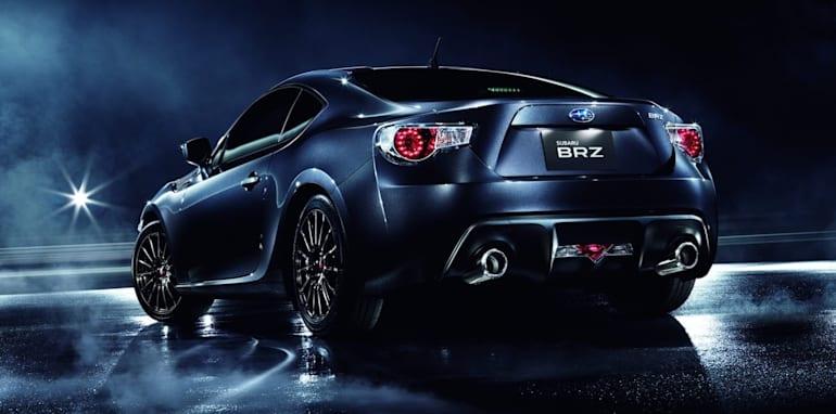 Subaru BRZ Premium Sport Package - 2